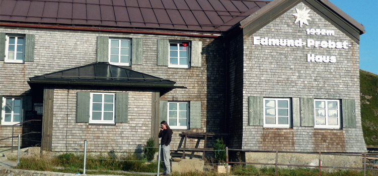 Edmund-Probst-Haus Allgaeu