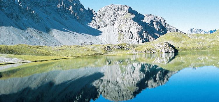 Hanauer Huette Lechtaler Alpen