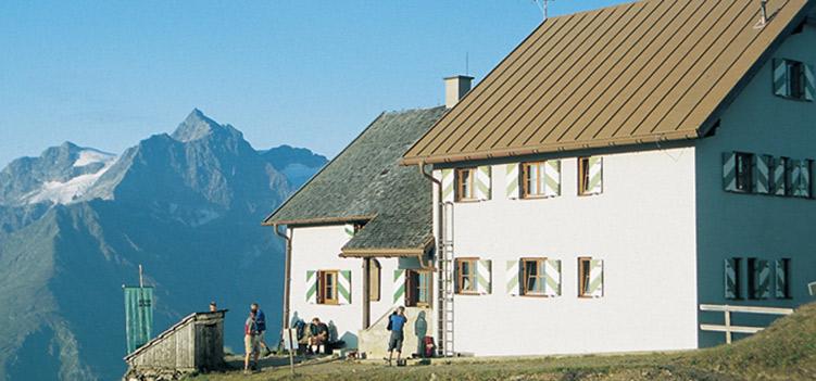 Ansbacher Huette Tirol