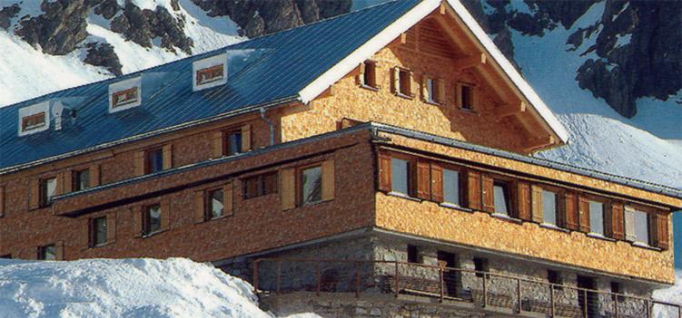 Ulmer Huette St. Arlberg