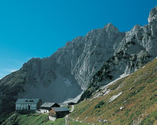 Rundtour Kaisergebirge