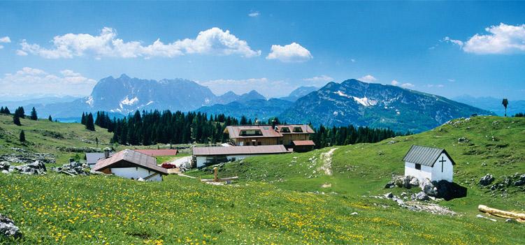 Straubinger Haus Mountainbike