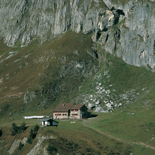 Huettentour Lechquellengebirge