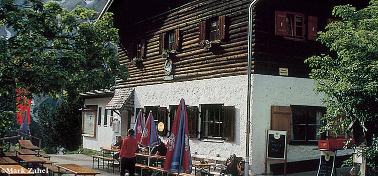 Wimbachgrieshütte Berchtesgarden