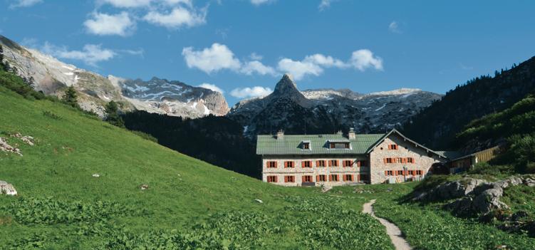 Kaerlingerhaus Funtensee