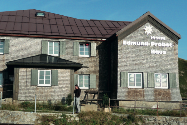 Wandern Edmund-Probst-Haus